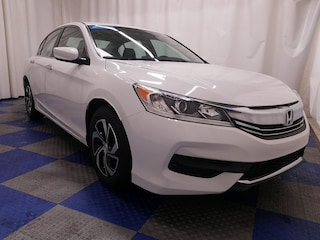2016 Honda Accord 4dr I4 CVT LX Sedan