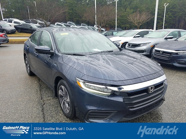 New 2019 Honda Insight LX CVT Sedan Duluth
