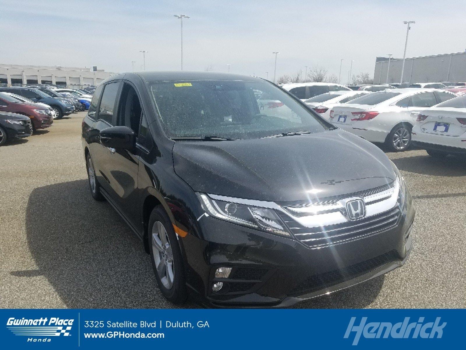 New 2019 Honda Odyssey EX Auto Minivan for sale in Duluth, GA