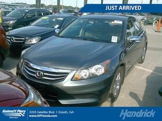2012 Honda Accord 4dr I4 Auto LX Premium Sedan