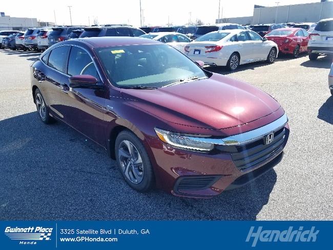 New 2019 Honda Insight EX CVT Sedan Duluth