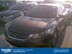 2013 Honda Accord 4dr I4 CVT LX Sedan