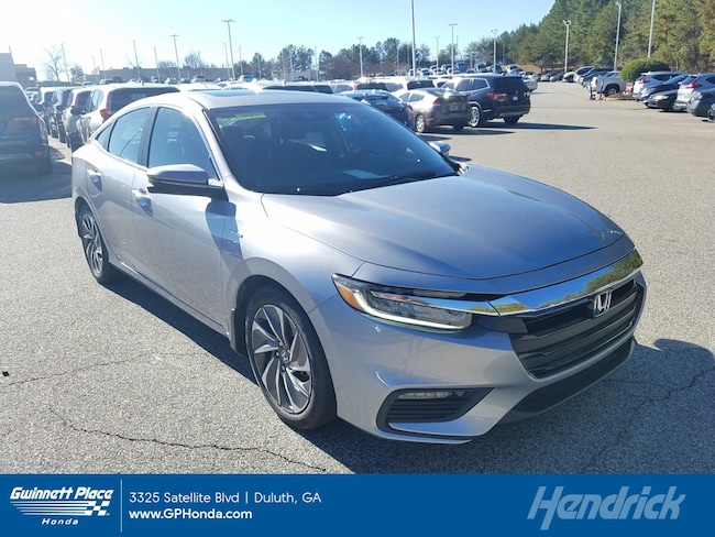 New 2019 Honda Insight Touring CVT Sedan Duluth