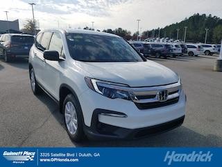 2019 Honda Pilot LX 2WD SUV