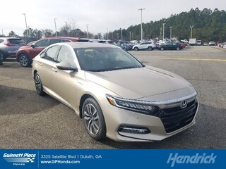 2019 Honda Accord Hybrid Touring Sedan Sedan