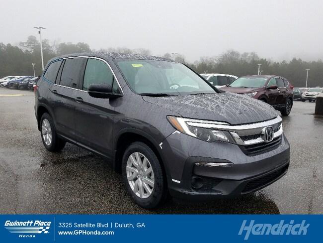 New 2019 Honda Pilot LX AWD SUV Duluth
