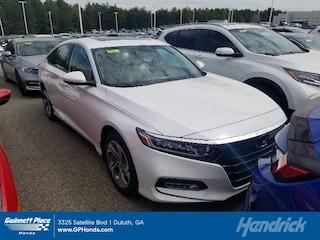 2019 Honda Accord EX 1.5T CVT Sedan