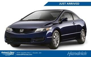 2011 Honda Civic 2dr Auto LX Coupe