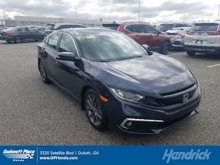 2019 Honda Civic EX CVT Sedan
