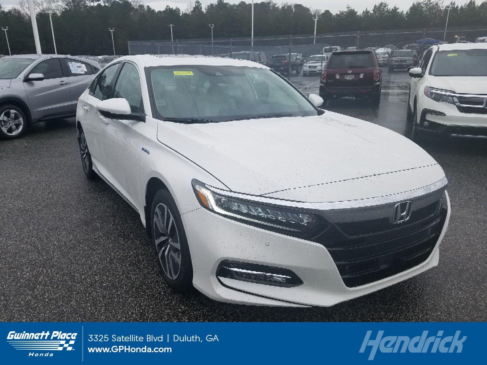 New 2019 Honda Accord Hybrid Touring Sedan Sedan for sale in Durham, NC