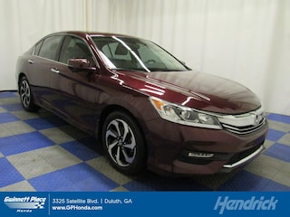 2016 Honda Accord 4dr V6 Auto EX-L Sedan