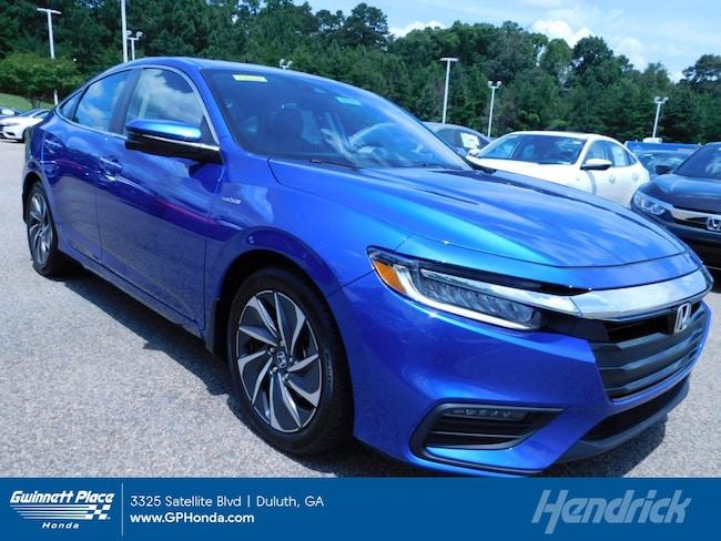 New 2019 Honda Insight Touring CVT Sedan Duluth