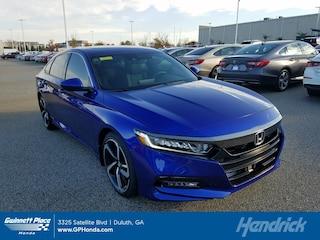 2018 Honda Accord Sport 2.0T Manual Sedan