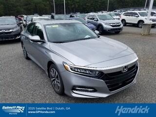 2019 Honda Accord Hybrid EX-L Sedan Sedan