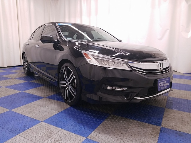 Certified Pre-Owned 2016 Honda Accord 4dr V6 Auto Touring Sedan for sale in Greenville, NC