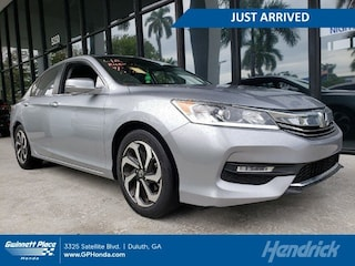2016 Honda Accord 4dr I4 CVT EX Sedan