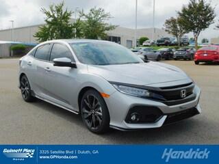 2018 Honda Civic Sport Touring CVT Hatchback