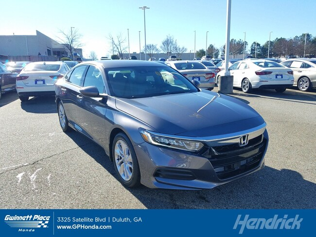 New 2019 Honda Accord LX 1.5T CVT Sedan Duluth