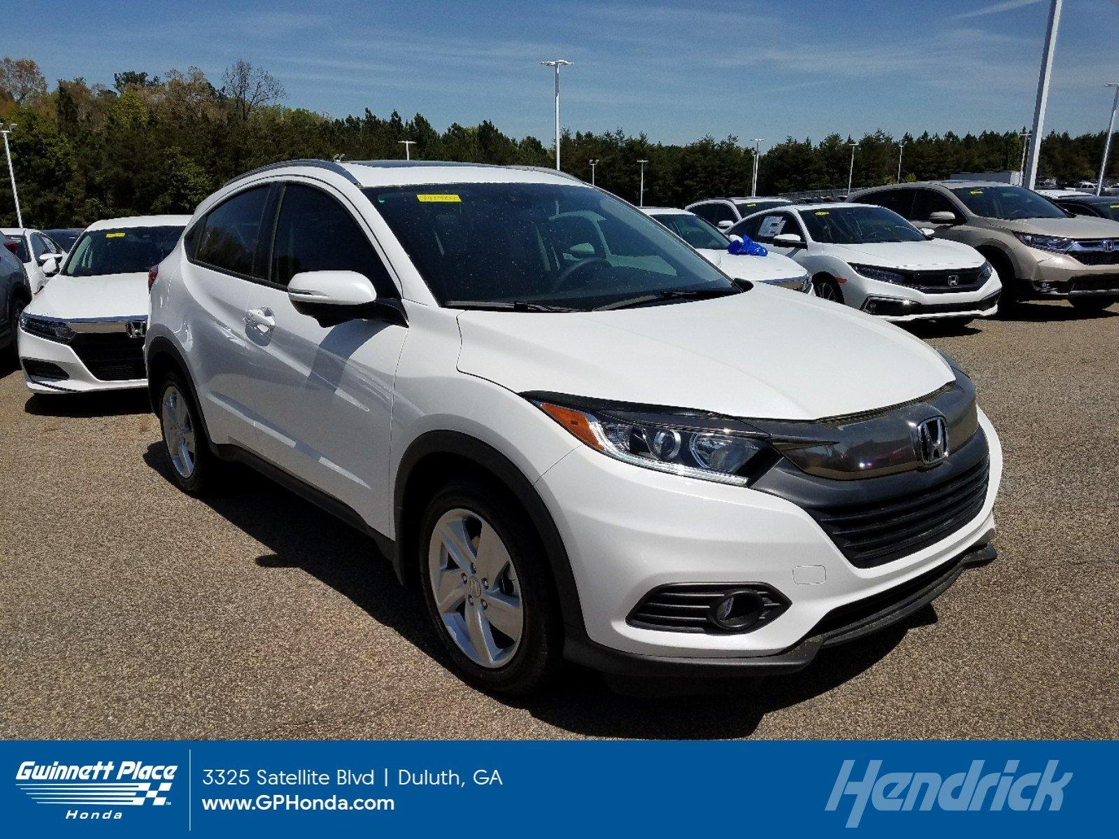 New 2019 Honda HR-V EX 2WD CVT SUV for sale in Duluth, GA