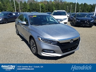 2019 Honda Accord Hybrid EX Sedan Sedan