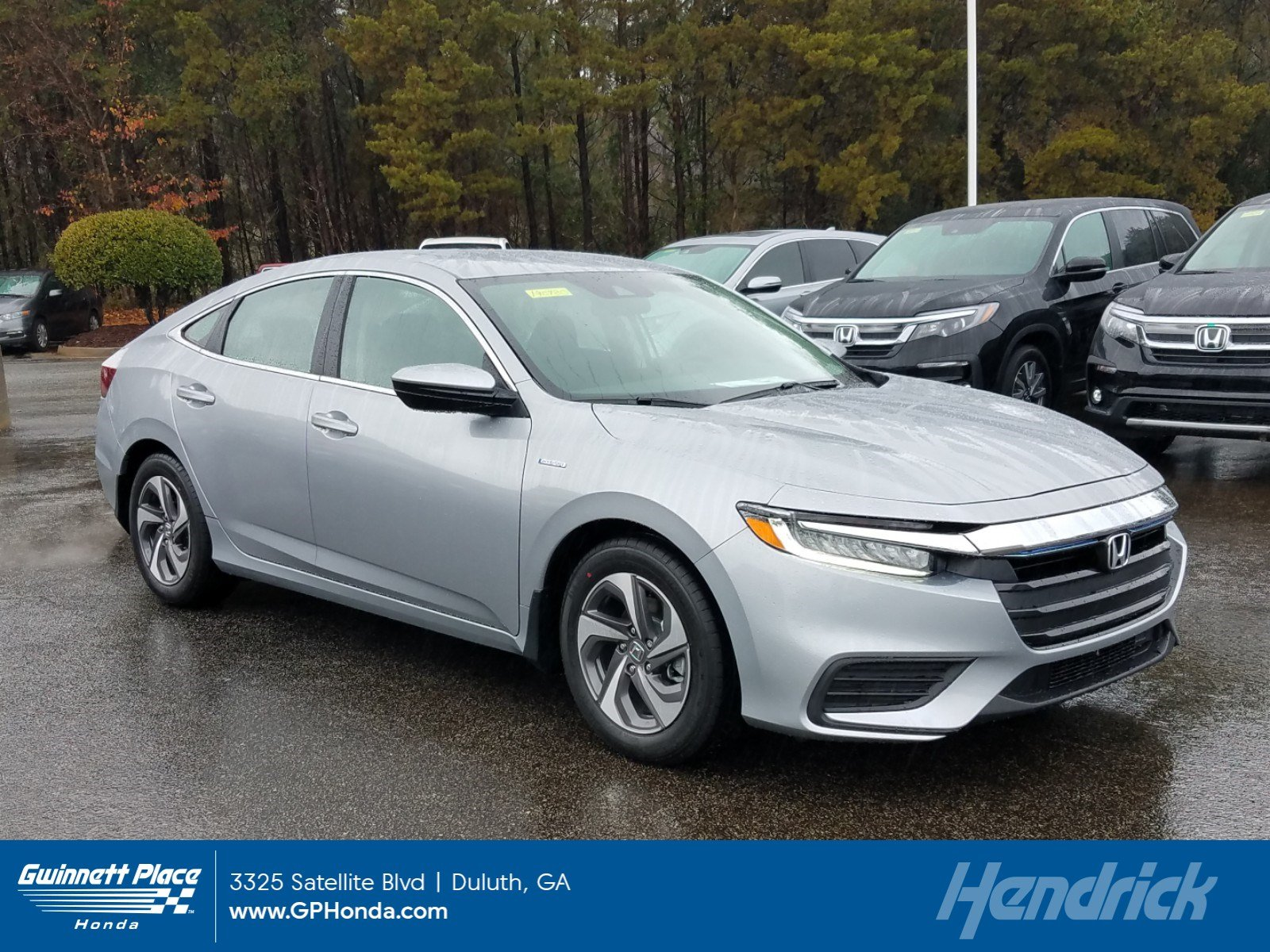 New 2019 Honda Insight LX CVT Sedan for sale in Duluth, GA