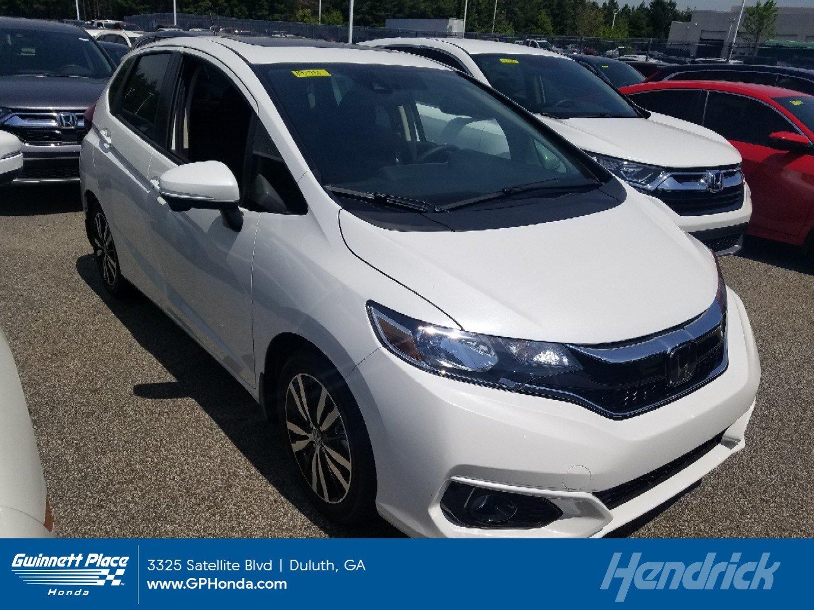 New 2019 Honda Fit EX CVT Hatchback for sale in Duluth