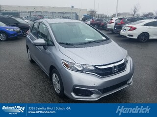 2019 Honda Fit LX CVT Hatchback