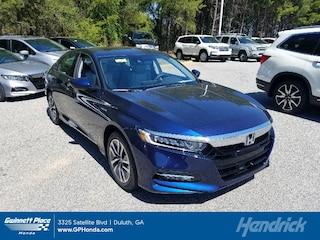 2019 Honda Accord Hybrid EX Sedan Sedan