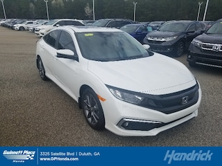 2019 Honda Civic EX-L CVT Sedan