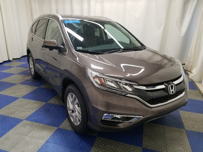 Used 2016 Honda CR-V 2WD 5dr EX-L SUV for sale in Rock Hill, SC