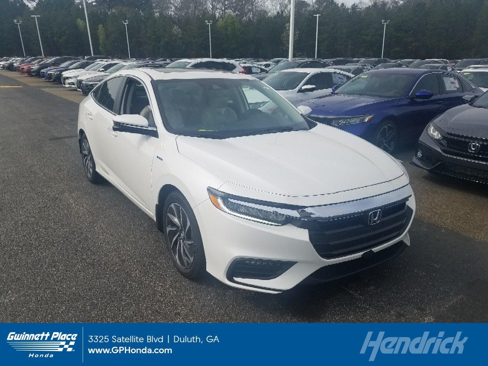New 2019 Honda Insight Touring CVT Sedan for sale in Duluth, GA