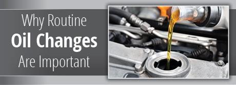 Oil Change Info