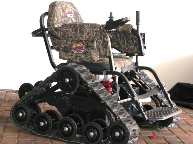 Gillman Automotive Group – All Terrain Chair