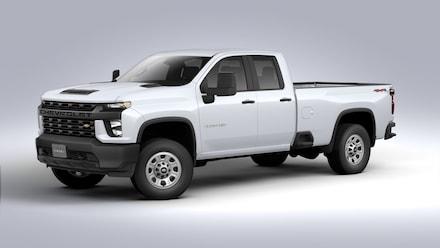 2020 Chevrolet Silverado 3500 HD WT Truck
