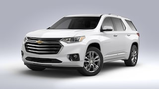 New 2021 Chevrolet Traverse High Country SUV in Russellville AR