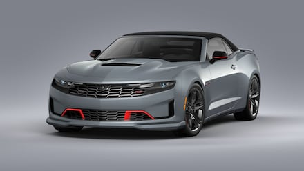 2022 Chevrolet Camaro LT1 Convertible