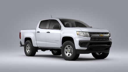 2021 Chevrolet Colorado 2WD Work Truck Truck