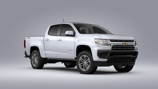 New 2021 Chevrolet Colorado WT Truck For Sale in Sylvania, OH