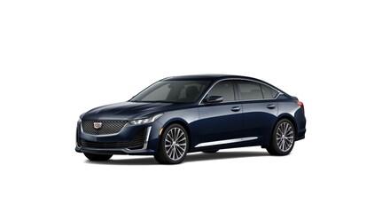 2021 CADILLAC CT5 Premium Luxury Sedan