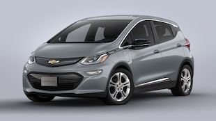 2021 Chevrolet Bolt EV LT Hatchback