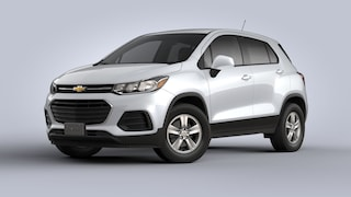 New 2021 Chevrolet Trax LS SUV Winston Salem, North Carolina