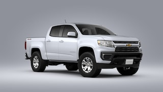 New 2021 Chevrolet Colorado LT Truck Crew Cab Winston Salem, North Carolina