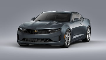 2021 Chevrolet Camaro Coupe