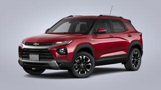 New 2021 Chevrolet Trailblazer LT SUV For Sale in Sylvania, OH