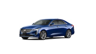 2021 CADILLAC CT4 Premium Luxury Sedan