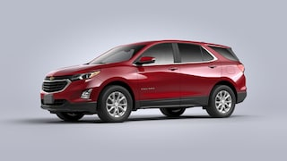 New 2021 Chevrolet Equinox LT SUV M2159 for sale near Cortland, NY