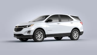 New 2020 Chevrolet Equinox LS SUV For Sale in Columbus, IN