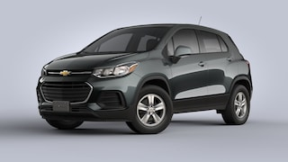 New 2020 Chevrolet Trax LS SUV L2060R for sale near Cortland, NY