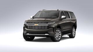 New 2021 Chevrolet Suburban Premier SUV For Sale in Sylvania, OH