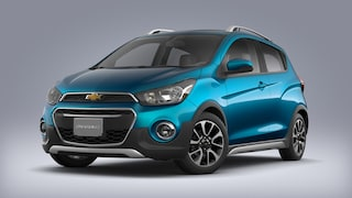 2021 Chevrolet Spark ACTIV CVT Hatchback